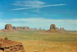 Arizona - Utah, Stati Uniti - Monument Valley